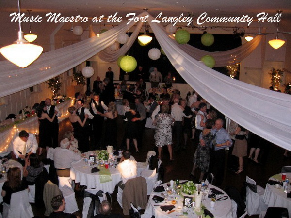 Fort Langley Community Hall Wedding Dancing Resize Music Maestro Blog